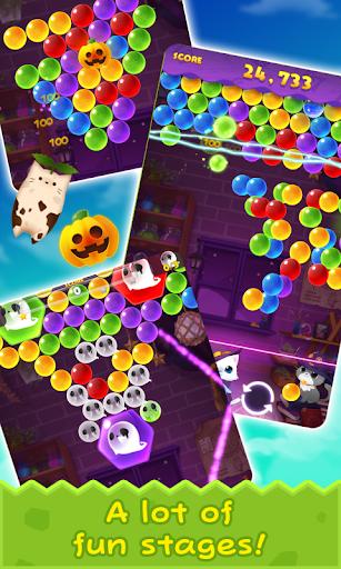 Bubble Cat Worlds Cute Pop Shooter 1.0.15 screenshots 3