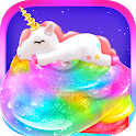 Unicorn Chef: Slime DIY Cooking Games for Girls icon