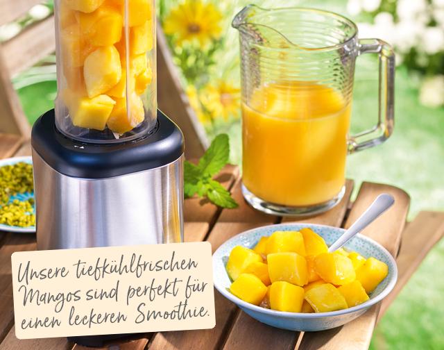 Bild Tiefgefrorene Früchte sind echte Vitaminbomben