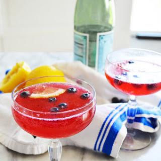 Blueberry Lemon Fizz