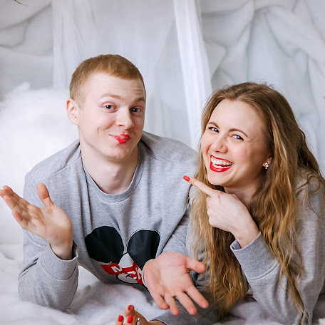Wedding photographer Olga Kozlova (kozolchik). Photo of 17.01.2018