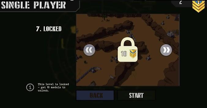 TANKS WAR apk screenshot