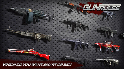 Gun Rules : Warrior Battlegrounds Fire screenshot 2