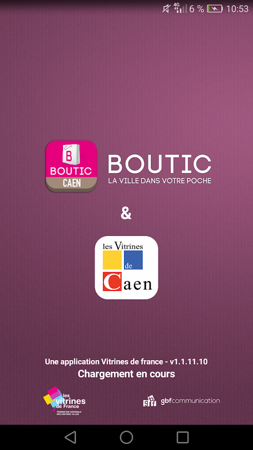 Boutic Caen- screenshot