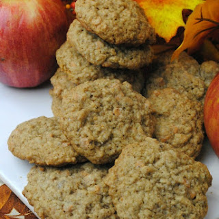 Oatmeal Apple Spice Cookies