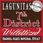 Lagunitas 7th District Willetized