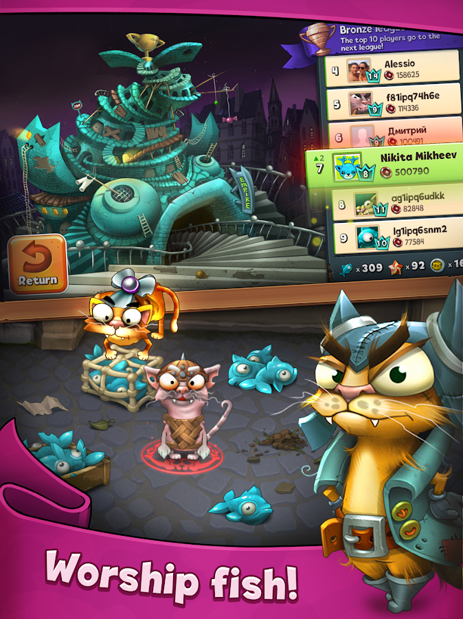 Cats Empire- screenshot