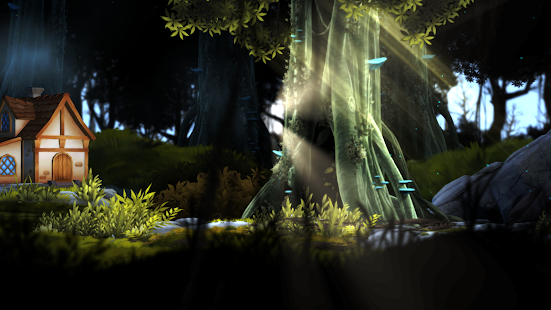 3D Forest House Full LWP- screenshot thumbnail