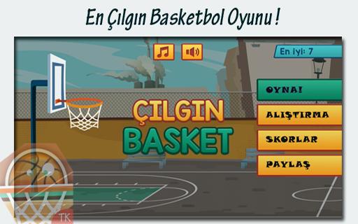 Çılgınca Basketbol