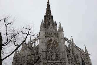Photo: There are something like 80 steeples in this town