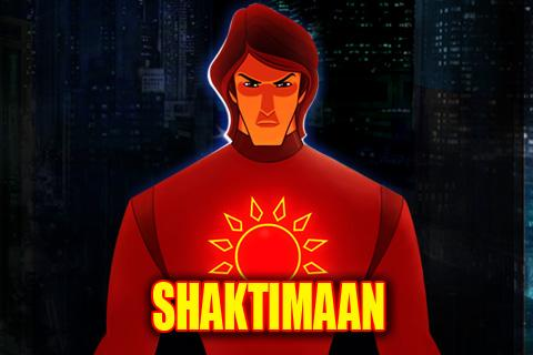 It's shaktimaan time how to download the shaktimaan game in.