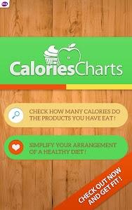 Calorie Chart screenshot 6