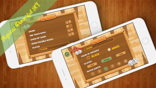 Backgammon Online 2.0 screenshots 12