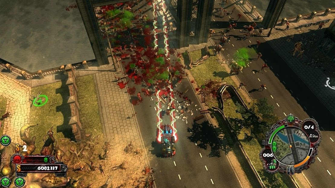 Download game Zombie Driver HD full crack
