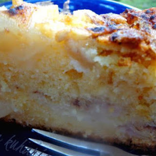 Delicious Pear Cake