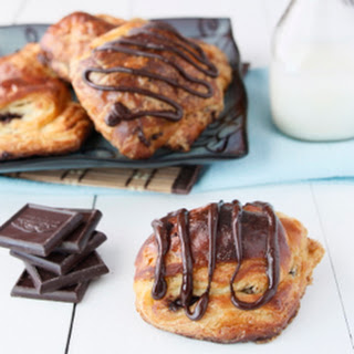 Chocolate Filled Croissants Recipes