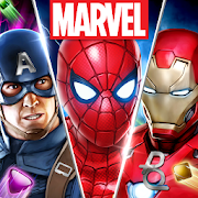 MARVEL Puzzle Quest: Join the Super Hero Battle!