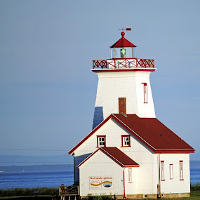 Light House by Jaliya Rasaputra - Buildings & Architecture Other Exteriors ( canada, lighthouse,  )