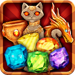 Forgotten Treasure 2 - Match 3 1.23.5