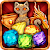 Forgotten Treasure 2 - Match 3 file APK for Gaming PC/PS3/PS4 Smart TV