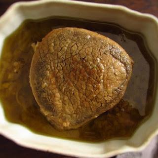 Stewed Meat.