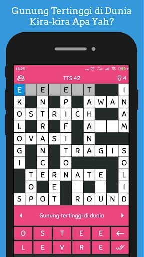 TTS Asli - Teka Teki Silang 2020 1.1.0 screenshots 6