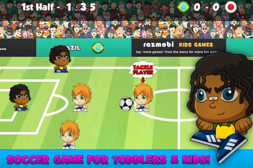 Soccer Game for Kids