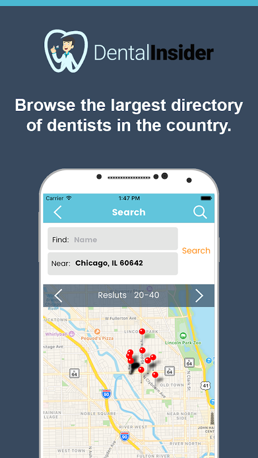 Dental Insider- screenshot