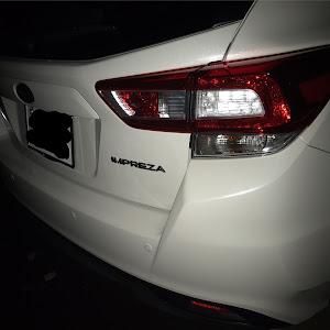 インプレッサ スポーツ GT6 2.0i-S EyeSightのカスタム事例画像 くれちゃんさんの2018年12月07日05:01の投稿