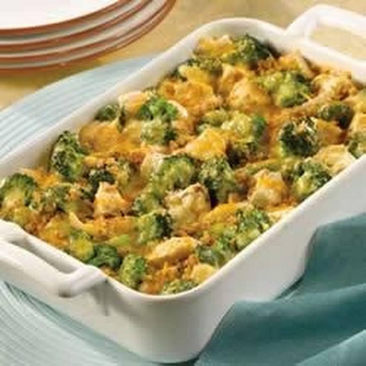 Campbells Kitchen Chicken Broccoli Divan