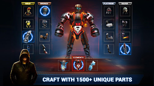 Real Steel Boxing Champions android2mod screenshots 3