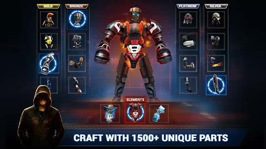Real Steel Boxing Champions MOD apk (Unlimited Money) 3