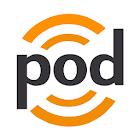 podKatcher - podcast downloads icon
