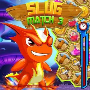 Slug Match 3 RPG