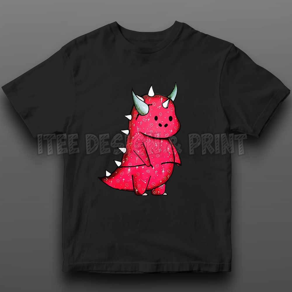 TikTok Dino Merah 22