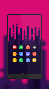 Aspire UX S8 - Icon Pack- screenshot thumbnail