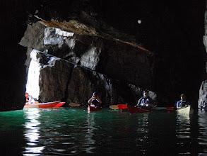 Photo: More caving...