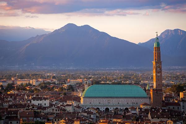 Vicenza e l'alto vicentino di Paolo Novello