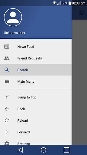 Toffeed for Facebook 1.5.5 screenshots 2
