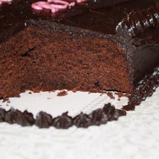 Fudgy Chocolate Buttercream Frosting