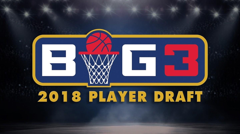 Watch BIG3 2018 Player Draft live
