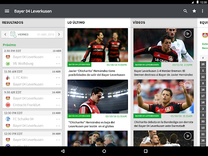 App Univision Deportes: Liga MX, MLS, Fútbol En Vivo APK for Windows Phone