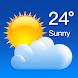 天気 - 最も正確な天気アプリ Android