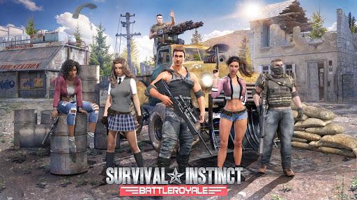 Download Survival Instinct: Battle Royale 11 25 APK, APK MOD