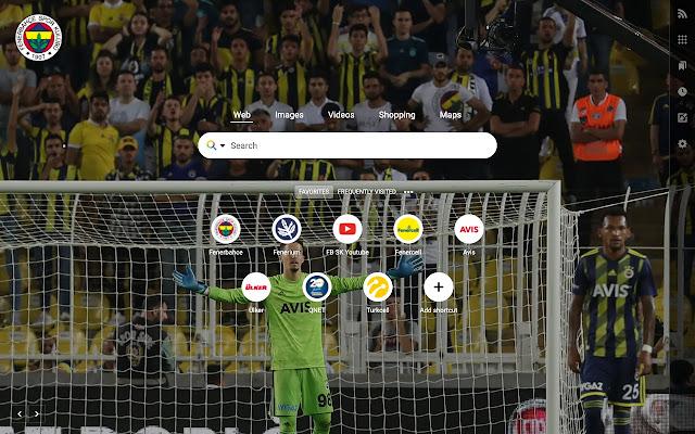 Fenerbahçe SK Anasayfa