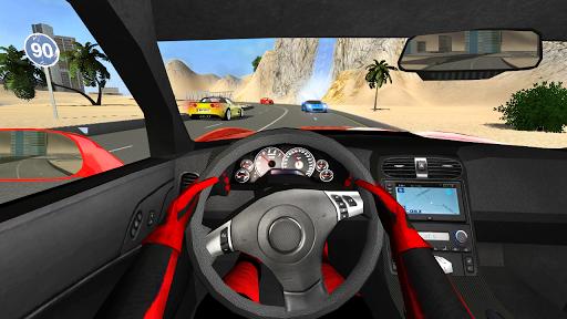 Sport Car Corvette 1.1 screenshots 4