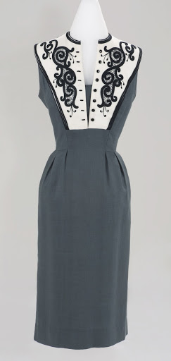 Day Dress by Ruth McCulloch, circa 1952