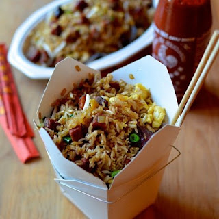 Go Asian With This Classic Quick And Easy Pork Fried Rice Dish.