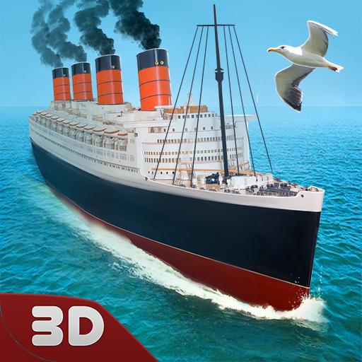 Titanic Cruise Ship Simulator 2017