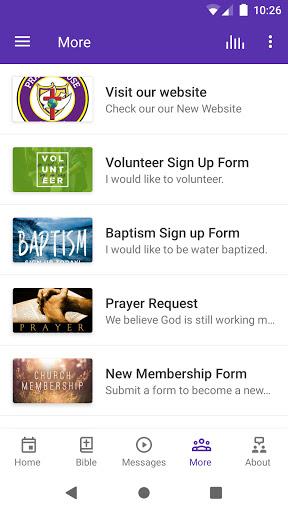 Prayer House COGBF screenshot 2